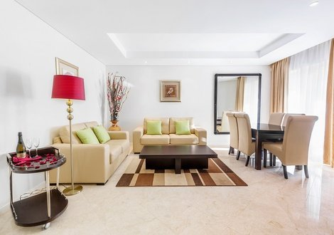 Living Room As Cascatas Golf Resort & Spa Vilamoura Vilamoura