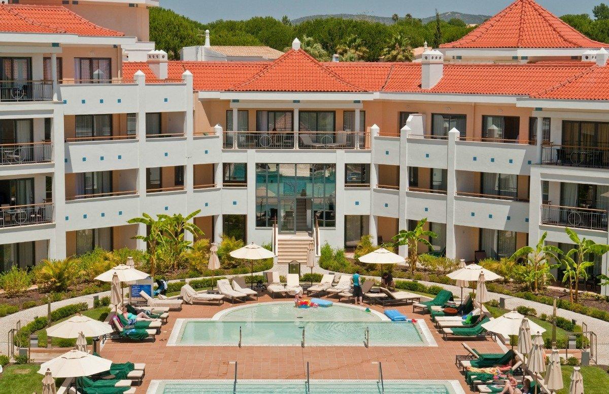 As Caas Golf Resort Spa Vilamoura Official Website Hotel In